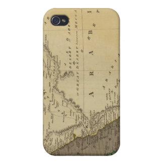 Arabia, Egypt, Nubia iPhone 4/4S Cases