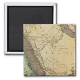 Arabia, Egypt, Nubia Fridge Magnets