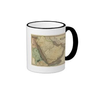 Arabia, Egypt, Nubia Coffee Mugs