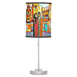 Arabian Baghdad table lamp