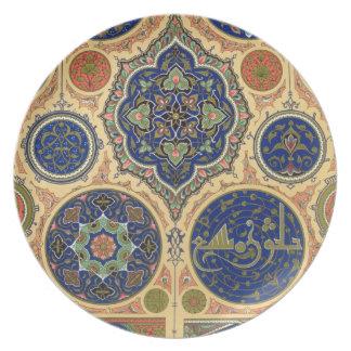 Arabian Decoration, plate XXVII from 'Polychrome O