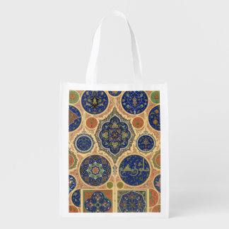 Arabian Decoration, plate XXVII from 'Polychrome O Reusable Grocery Bag