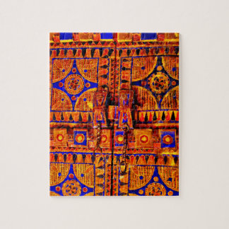 Arabian Door Jigsaw Puzzle