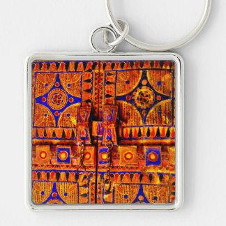 Arabian Door Keychain