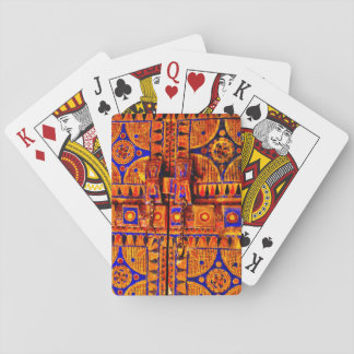 Arabian Door Playing Cards