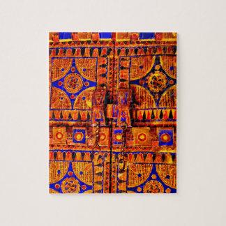 Arabian Door Puzzle
