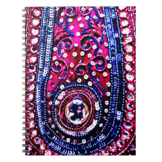 Arabian Embroidery Notebook