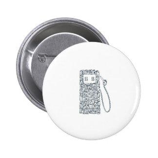 Arabian Gas Pump Pin