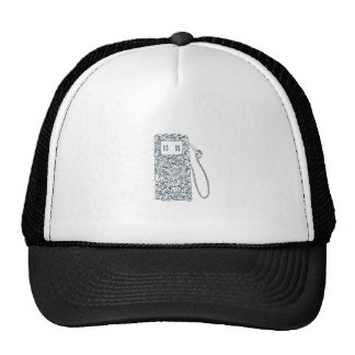 Arabian Gas Pump Trucker Hat