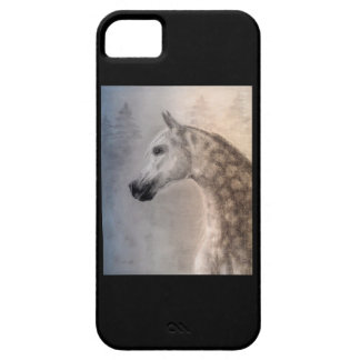 Arabian Horse iphone 5 barly there QPC Case