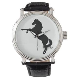 Arabian Horse Silhouette Watch