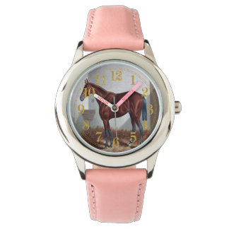 Arabian Horse Wristwatches