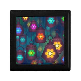 Arabian Lanterns Middle Eastern design Gift Box