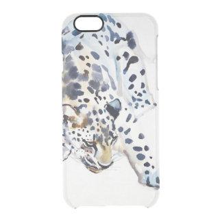 Arabian Leopard 2008  5 Clear iPhone 6/6S Case