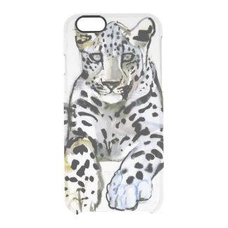 Arabian Leopard 2008  7 Clear iPhone 6/6S Case