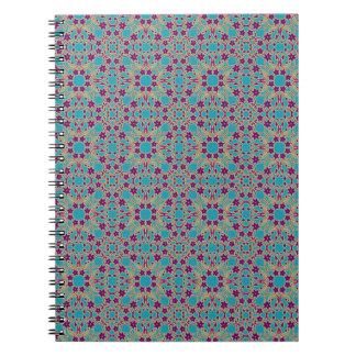 Arabian Moroccan Pattern Note Books