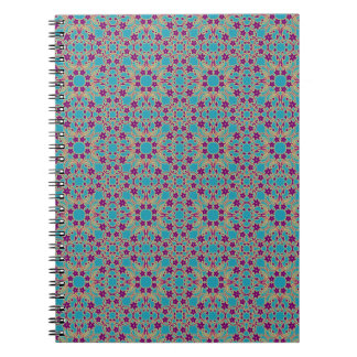 Arabian Moroccan Pattern Notebooks