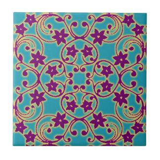 Arabian Moroccan Pattern Tile