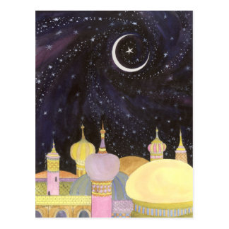 Arabian Night Postcard