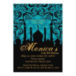 Arabian Nights, 21st Birthday Invitations