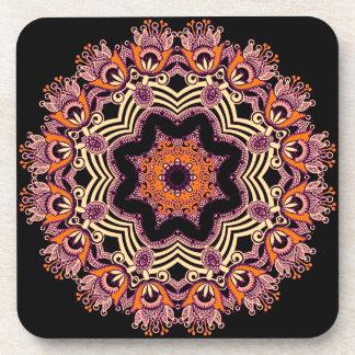 Arabian Orange Lace Coaster