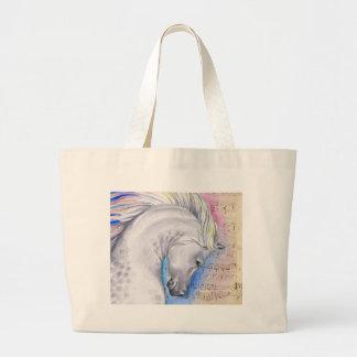 Arabian Song Large Tote Bag