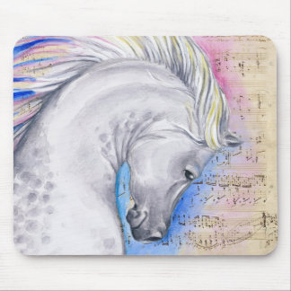 Arabian Song Mouse Pad
