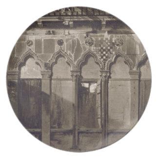 Arabian Windows, In Campo Santa Maria Mater Domini Dinner Plate