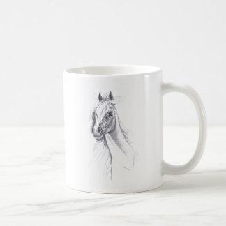 Arabians,Ride the wind! Coffee Mug