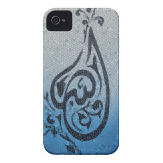 "Arabic Calligraphy with the word Allah ""God"" iPhone 4 Case-Mate Cases"