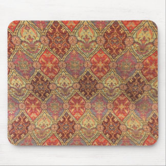 Arabic Carpet Design Mouse Pad