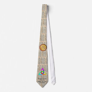 Arabic Confession of Faith - Customized Tie