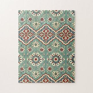 Arabic Design #11 at Emporio Moffa Jigsaw Puzzle