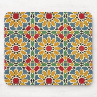 Arabic Design #7 at Emporio Moffa Mouse Pad