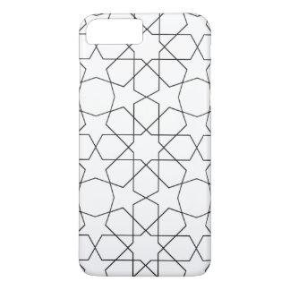 Arabic Geometric Design iPhone 7 Plus Case