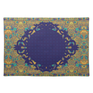Arabic Ink Frame Placemat
