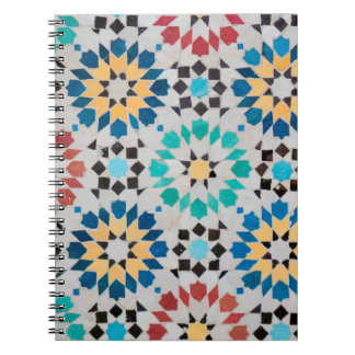Arabic Mosaic Notebook