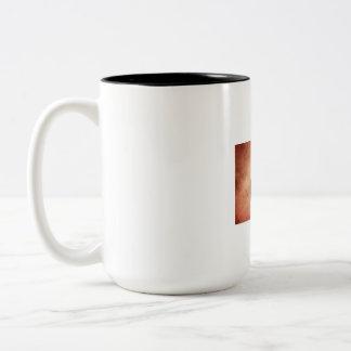 "Arabic ""N"" for Christian/""Nazarene"" Two-Tone Coffee Mug"