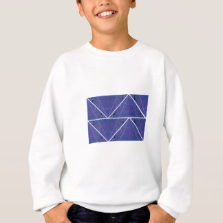 Arabic Ornaments blue. Original design Sweatshirt