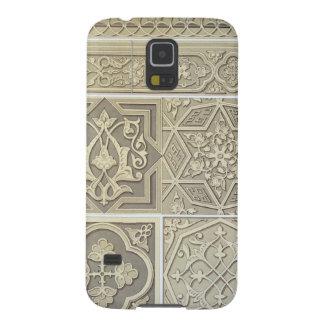 Arabic tile designs (colour litho) galaxy s5 covers