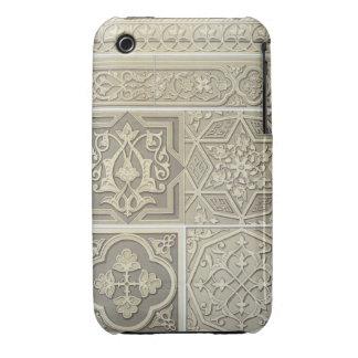 Arabic tile designs (colour litho) iPhone 3 Case-Mate case