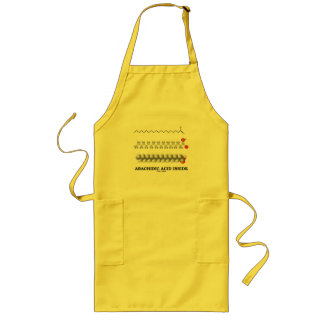 Arachidic Acid Inside (Lipid Molecule Chemistry) Long Apron