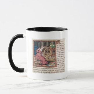 Arachne, from 'Vie des Femmes Celebres' Mug