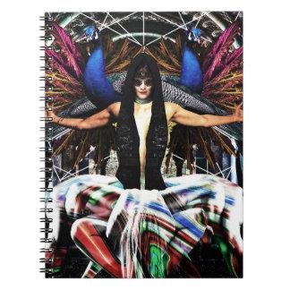 """Arachne- Pride-"" Notebook"