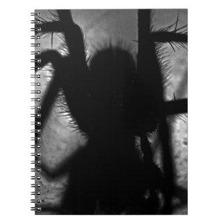 Arachnophobia... Spiral Notebook