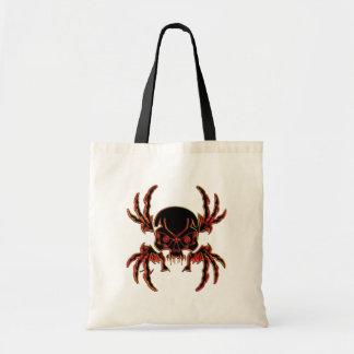Arachnoskull Tote Bag