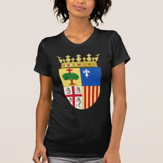 Aragon Coat of Arms (Spain) T-Shirt