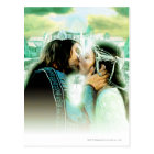 Aragorn and ARWEN™ Kiss Postcard