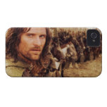 Aragorn Plus Line of Horses iPhone 4 Case-Mate Cases