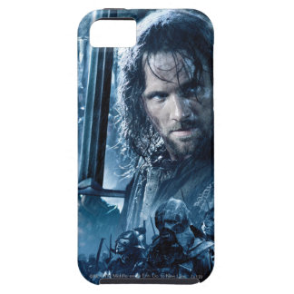 Aragorn Versus Orcs iPhone 5 Cover